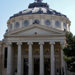 Athenaeum in Bucharest, Romania