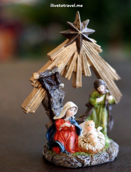 Nativity scene from Poland - Christmas
