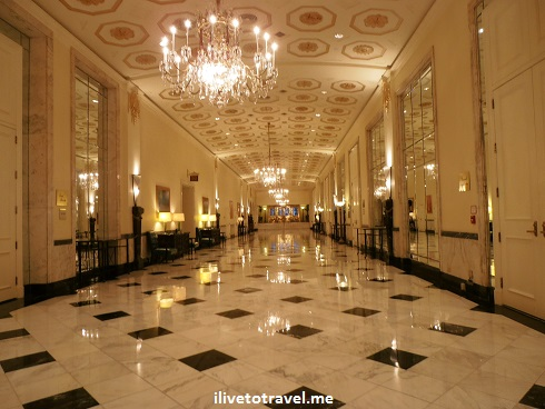 Mayflower Hotel in Washington, D.C.